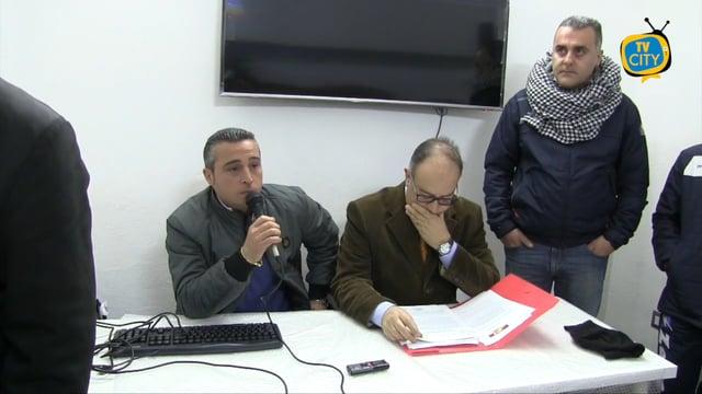 Conferenza stampa associazione Marittimi per il futuro