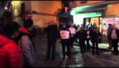 Manifestazione dei Marittimi legge 30/98