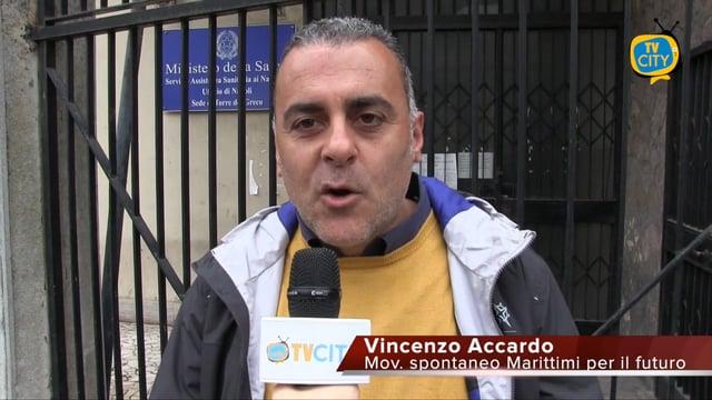 VERGOGNA A CHI PERMETTE TUTTO QUESTO  rivogliamo la  cassa marittima (Video)