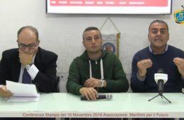 Conferenza Stampa per adeguamenti STCW