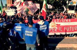 Marittimi: Manifestazione Nazionale Roma 15 Novembre 2016 (video)