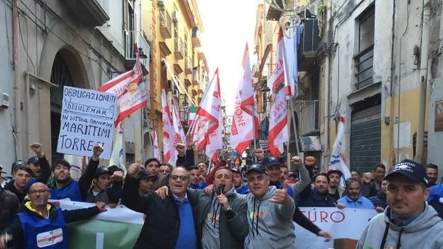 Marittimi per il futuro, mercoledì la manifestazione a Roma. Le richieste in un documento