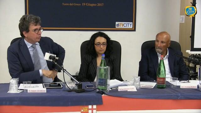 Torre del Greco: il convegno Italia marittima, quale futuro. La ripresa integrale