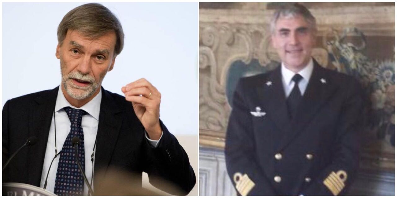CABOTAGGIO MARITTIMO: Delrio e Giardinio, aspettiamo ancora Vs. NOTIZIE