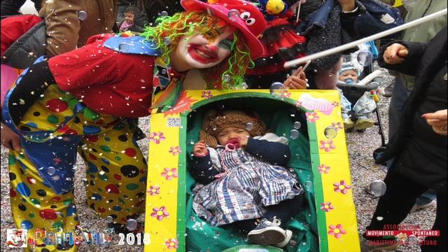 Carnevale 2018 Marittimi per il futuro