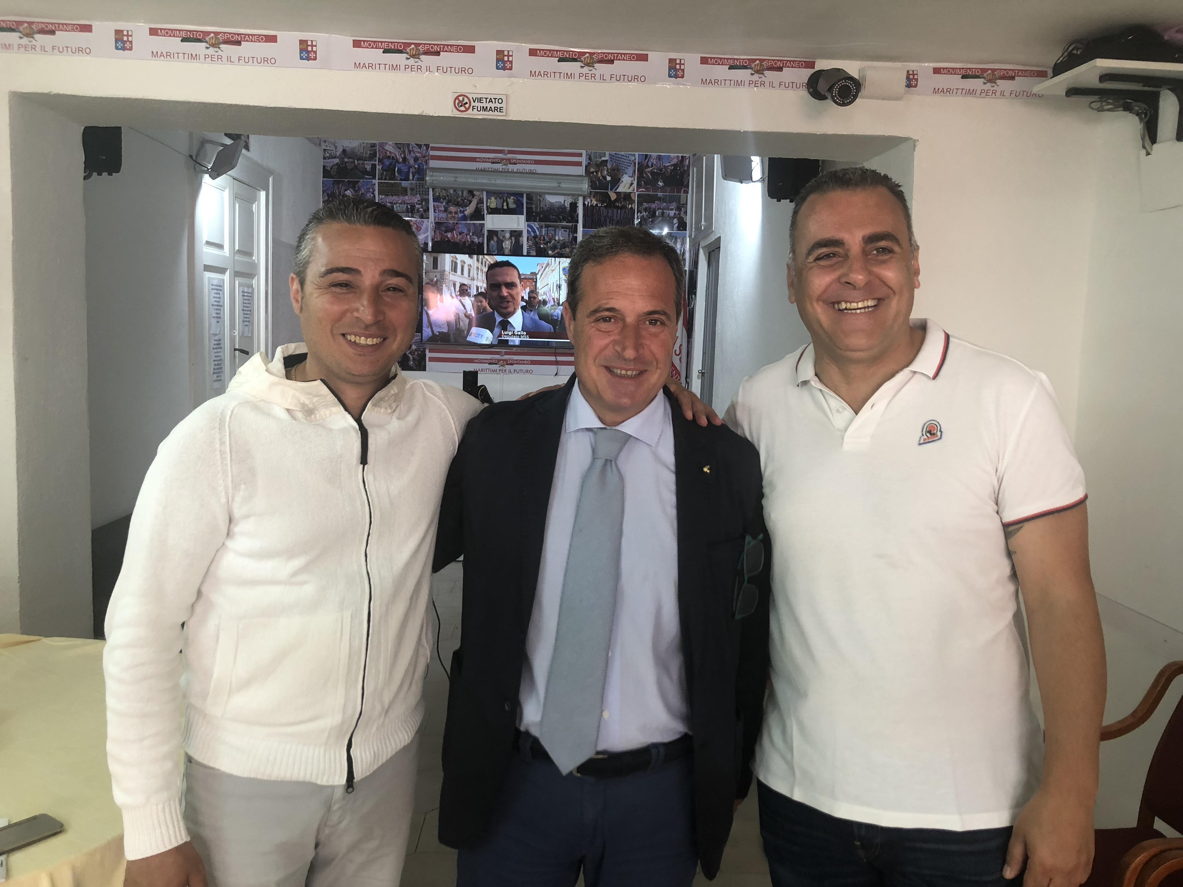 Il IV° incontro con il candidato Sindaco Valerio Ciavolino