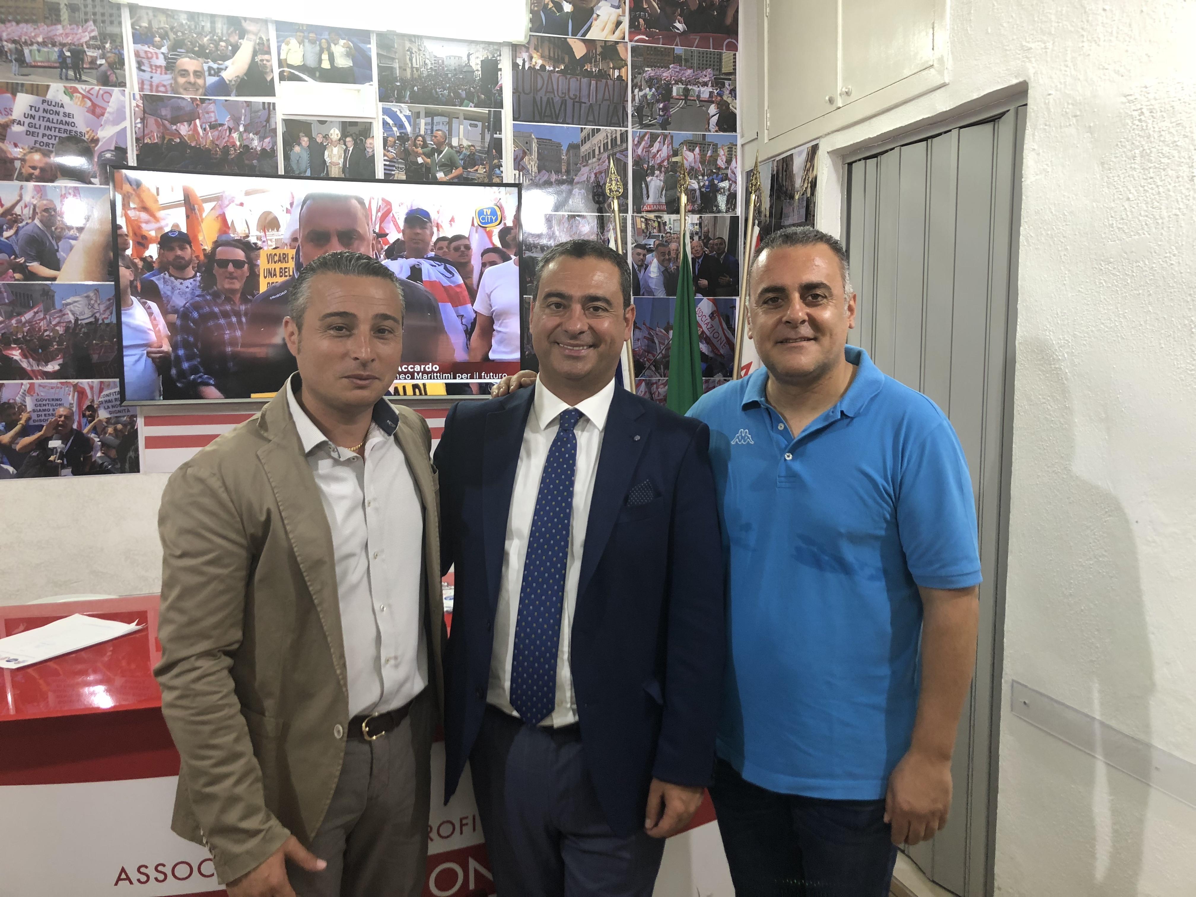 Il III° incontro con il candidato Sindaco Luigi Mele