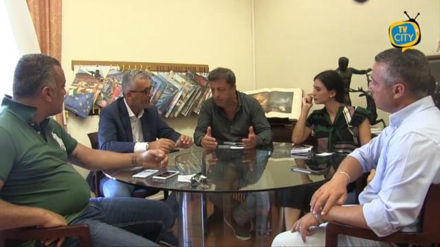 L'associazione Marittimi per il futuro incontra le amministrazioni di Torre ed Ercolano