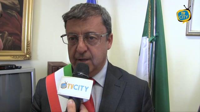 """Varo della """"Maria Grazia Onorato"""", le dichiarazioni del sindaco Palomba"""