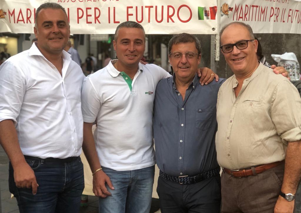 Anche il sindaco Giovanni Palomba firma la petizione lanciata da Onorato