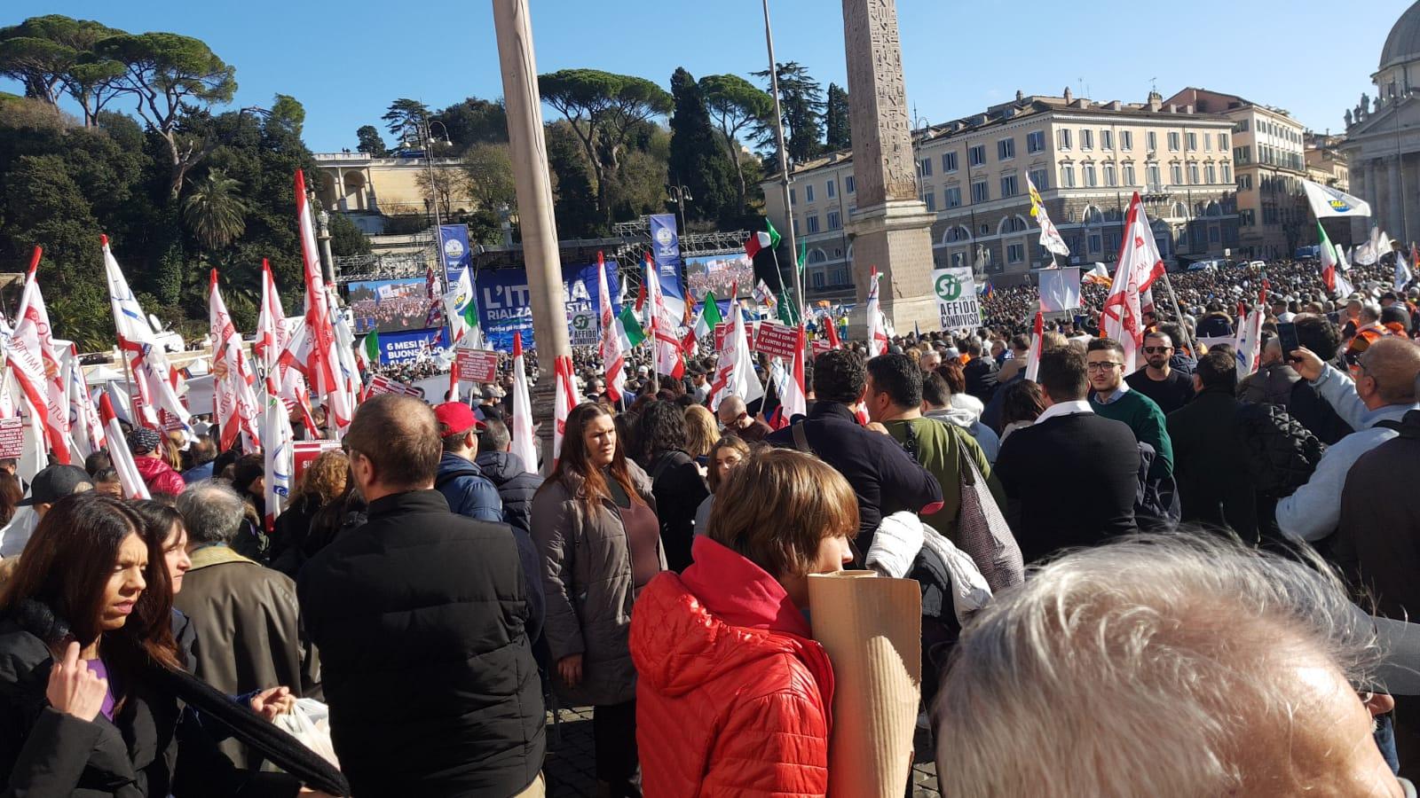 """Marittimi per il Futuro a Roma da Salvini: """"Vogliamo lavorare"""""""