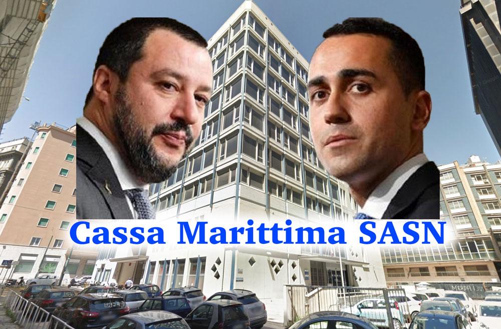 TUTTI A NAPOLI PRESSO LA CASSA MARITTIMA IL GIORNO 23 GENNAIO 2019